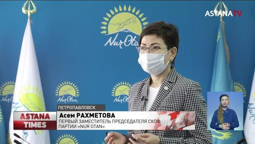95% дорог планируют отремонтировать в Северном Казахстане