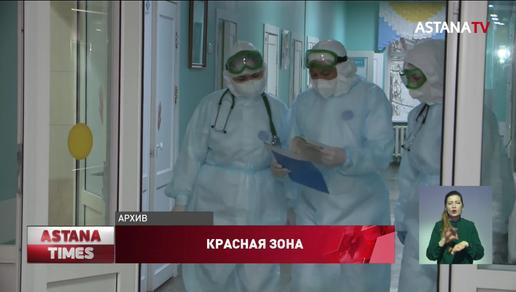 Лечила пациентов с 40% поражением легких, - откровения медсестры