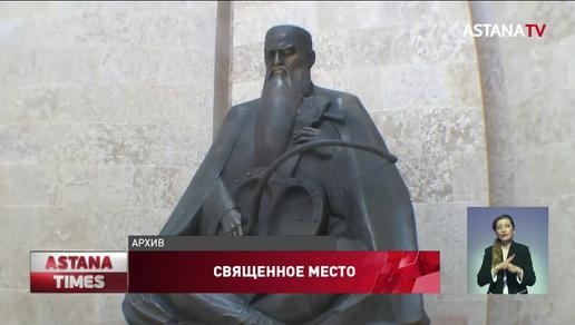 Мемориальный комплекс Коркыт Ата привлекает все больше иностранных туристов