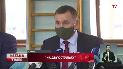 За двойное гражданство уволили шымкентского чиновника