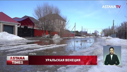 Десятки домов затопило на востоке страны