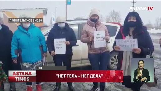 Бывший насильник держит в страхе целое село в Северном Казахстане