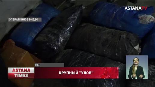 150 кг наркотиков прятал в своем гараже житель Семея