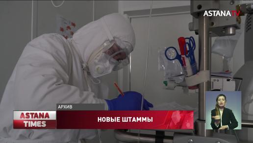 Бразильский штамм коронавируса выявлен в Казахстане, – Цой