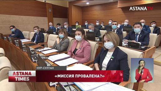 Министр Цой провалил работу по вакцинации, - депутаты