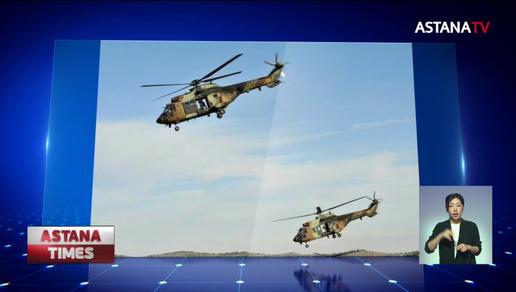 К. Токаев выразил соболезнования в связи с крушением вертолета в Турции