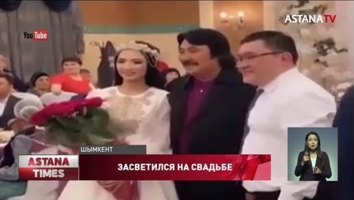 """Исполнитель хита """"Коронавирус, кет"""" засветился на свадьбе во время карантина"""