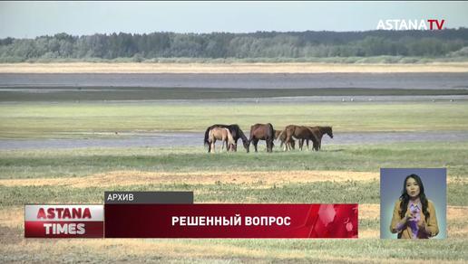 Члены партии «Nur Otan» помогли вернуть землю главе крестьянского хозяйства в Павлодарской области