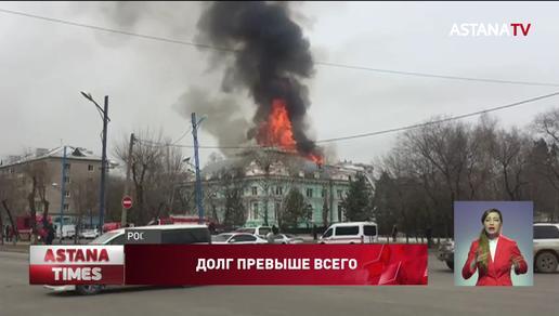 Врачи прооперировали пациента в горящем здании в Благовещенске