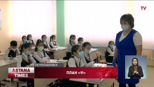 В Казахстане растет заболеваемость коронавирусом среди школьников