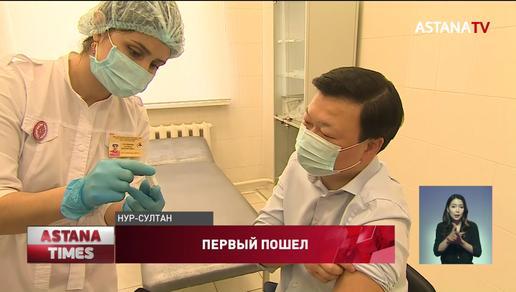 Примут ли Биртанова на работу в Минздрав? - Цой ответил журналистам
