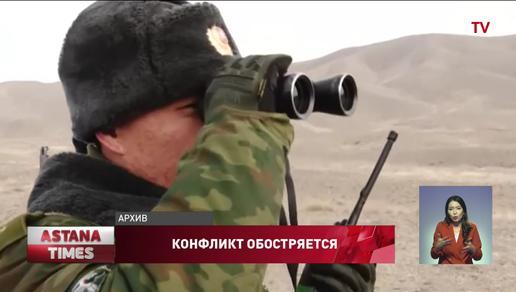 Конфликт на кыргызско-таджикской границе может отразиться на Казахстане, - эксперт