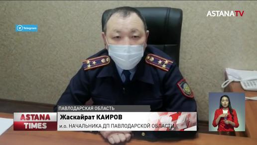 Полицейский покончил жизнь самоубийством в Павлодаре