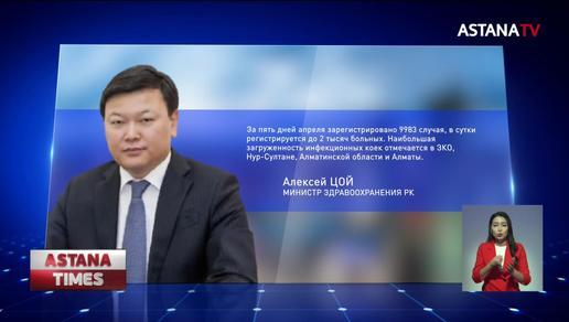 До 10 млн. казахстанцев собираются вакцинировать к осени