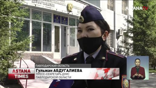 Сельчанин снабжал марихуаной заключенных в Павлодарской области