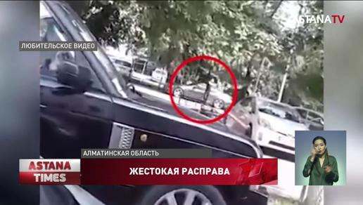 31-летнего мужчину застрелили средь бела дня в Алматинской области