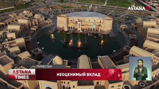 Памятник Елбасы предложили установить зарубежные ученые