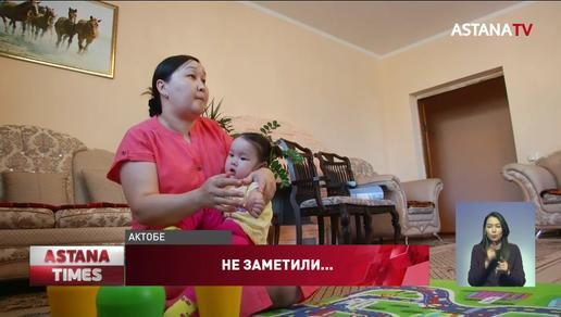Актюбинка обвинила врачей в инвалидности своей дочери