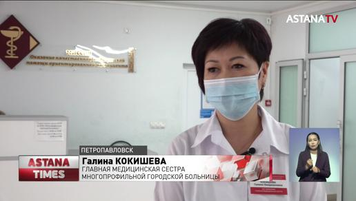 Скандал с полдником на тумбочке прокомментировали в больнице Петропавловска
