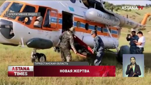 Тело ещё одного из пропавших туристов нашли в горах Туркестанской области