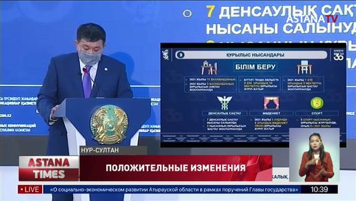 Атырауская область получит новые темпы развития в ближайшие годы