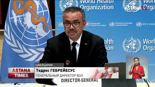 Глава ВОЗ призвал готовиться к новым пандемиям