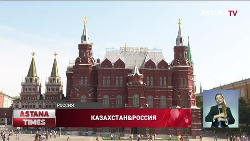 О чем говорили Назарбаев и Путин?