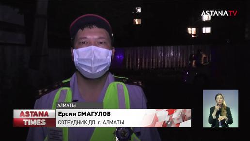 Бабушка и двое внуков погибли в выгребной яме уличного туалета в Алматы
