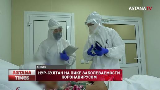 Количество новых больных коронавирусом в Казахстане приблизилось к шести тысячам