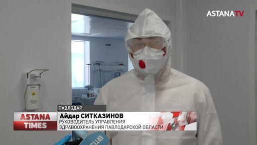 Медики показали, что происходит в региональных инфекционных стационарах
