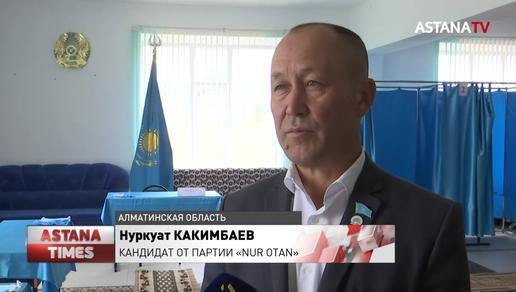 Построить медицинские пункты в селах Алматинской области намерен кандидат в акимы