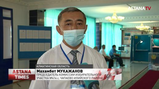 Акимов 71 сельского округа изберут в Алматинской области