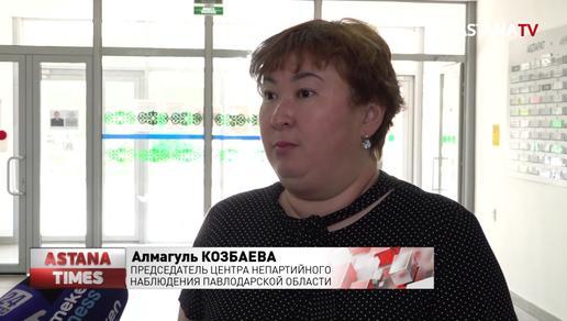 Наблюдатели отметили высокую дисциплину среди сельских избирателей