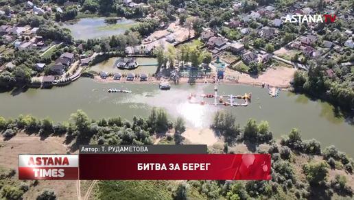 Конфликт между дачниками и бизнесменом разгорелся в Уральске