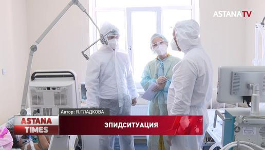 Алматы и Нур-Султан «сравнялись» по количеству заражённых коронавирусом