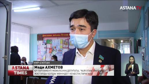 Астаналық студенттер үйіне нұротандықтар тексеріс жүргізді