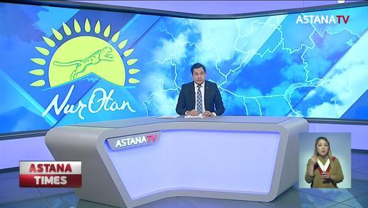 Предвыборная программа партии «Nur Otan» в ЗКО исполнена на 21%