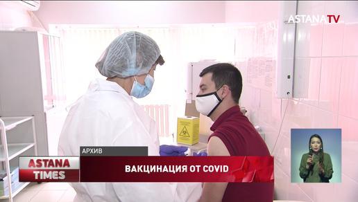 236 тысяч акмолинцев привились от коронавируса