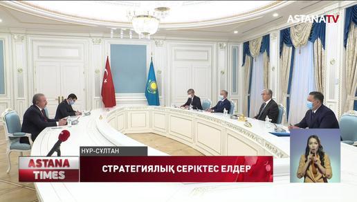 Президент Түркі кеңесі елдерінің саммитіне шақырту алды