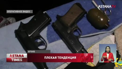 В Казахстане растет число преступлений, связанных с терроризмом