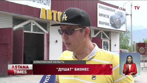 «Либо отдаешь половину, либо снос», - алматинский предприниматель рассказал о прокурорских поборах