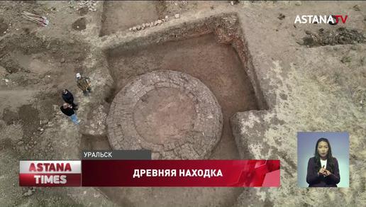 Мавзолей времён Золотой Орды обнаружили археологи на Западе Казахстана